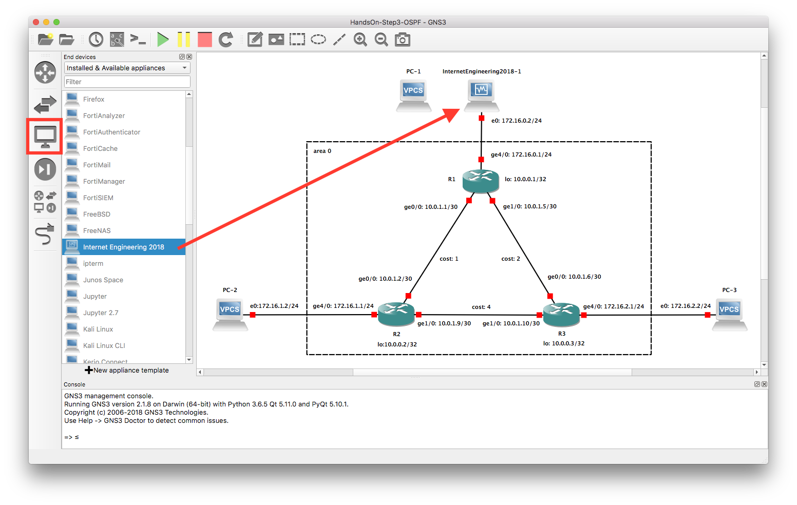 Monitoring with SNMP | Internet Engineering (4007)